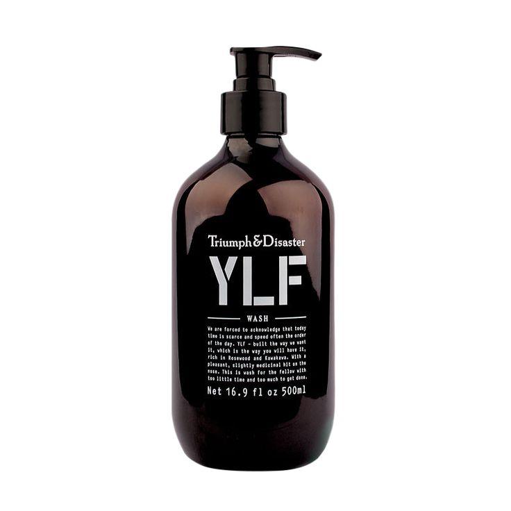 Gel douche/shampooing/gel de rasage YLF de Triumph & Disaster
