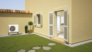 Nouveaux produits bâtiment : Pompe à chaleur air-eau split Vitocal 100-S : Viessmann lance la nouvelle génération !