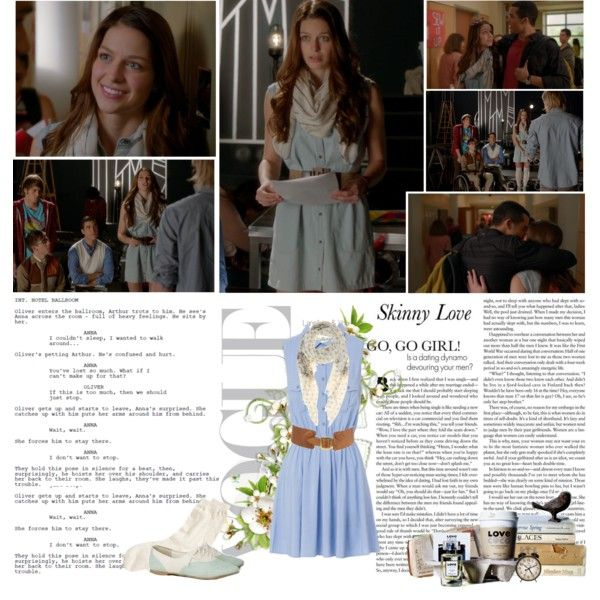 Melissa Benoist as Marley Rose in Glee [5x04 A Katy or A Gaga]