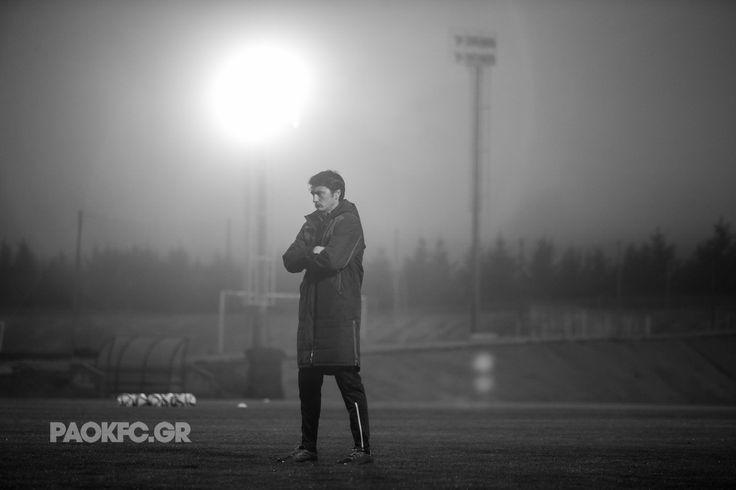 #Ivic #coach #training #NeaMesimvria #PAOK