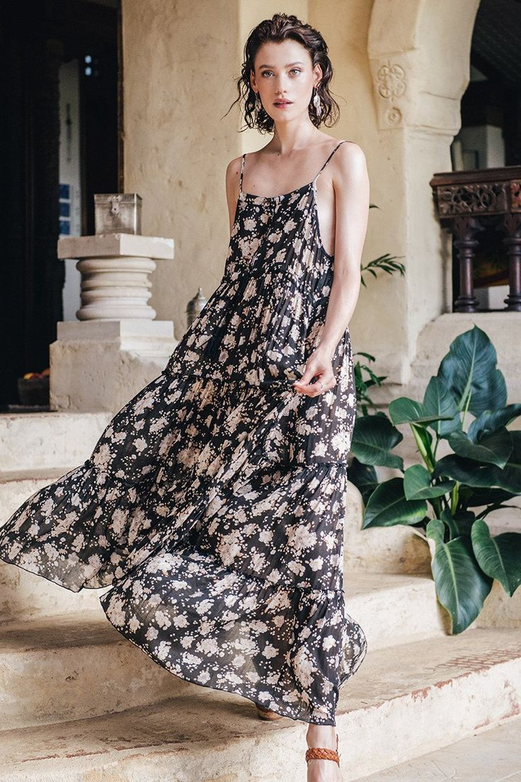 Spell Designs Gypsy Dancer Maxi Sundress