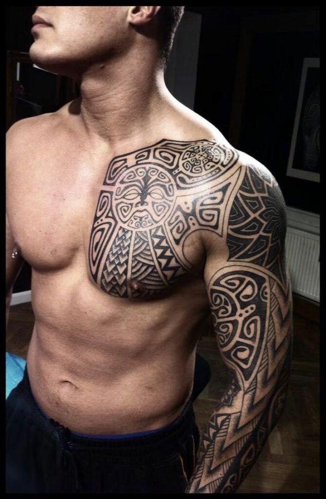 31+ Tatouage tribal torse homme ideas