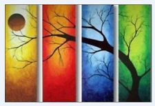 http://www.ebay.com/bhp/four-seasons-painting http://www.ebay.com/itm/OIL-PAINTING-MODERN-ABSTRACT-ART-ON-CANVAS-Four-Seasons-Tree-no-frame-/221336608818