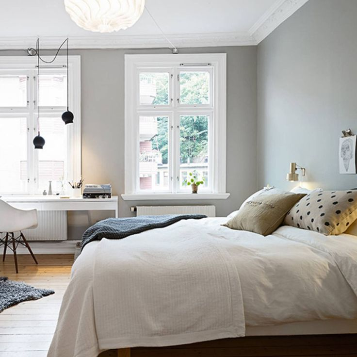 slaapkamer scandinavische stijl - Google Search