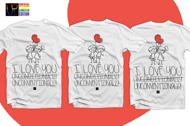 I Love You t-shirt - Limited Special Edition #loveislove