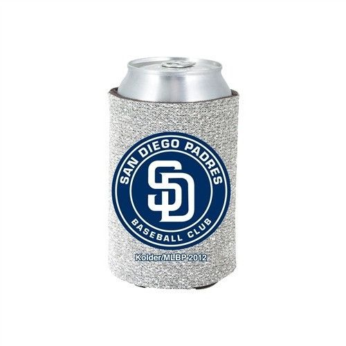 San Diego Padres MLB Glitter Can Holder Cooler