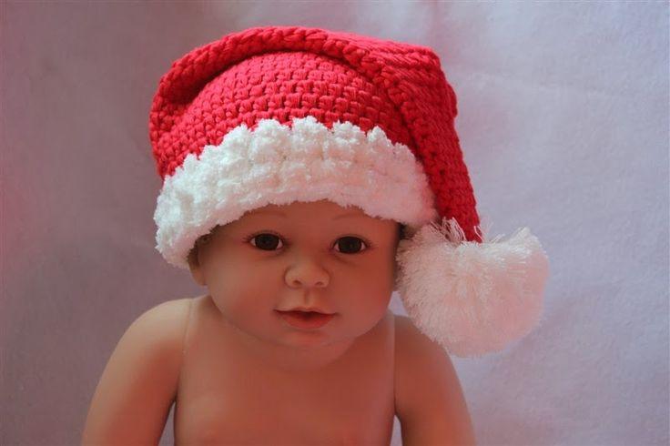 Sidney Artesanato: Baby Papai Noel