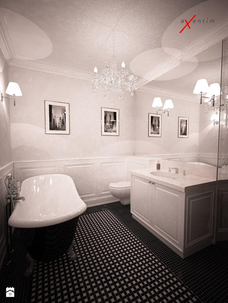 Łazienka - zdjęcie od Axentim - Łazienka - Styl Glamour - Axentim
