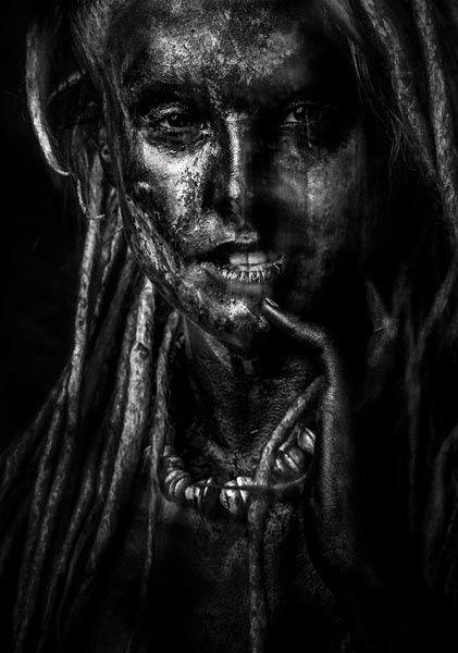 Portretas, meninė fotografija