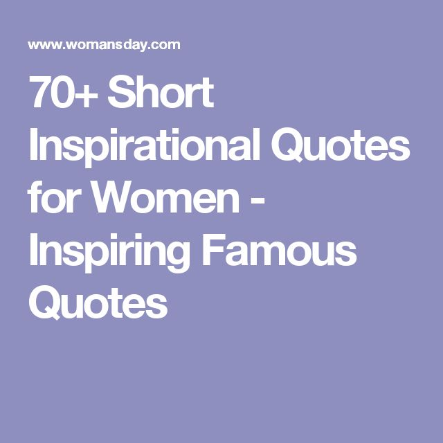 Girl Short Quotes About Herself: 1000+ Famous Short Quotes On Pinterest