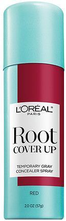 L'Oreal Paris Root Cover Up Temporary Gray Concealer Spray 2.0oz.- Buy in Dark Brown/Brown color.