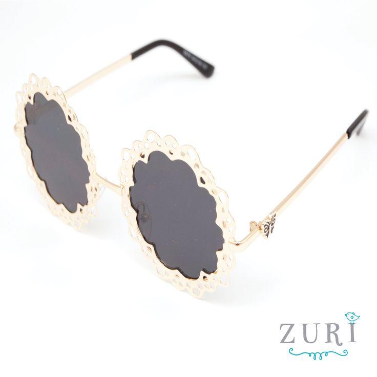 Metal Round Sunnies R320  #NewInStore #Sunglasses #Accessories