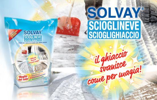 """BICARBONATO Solvay: """"un prodotto, mille usi"""""""