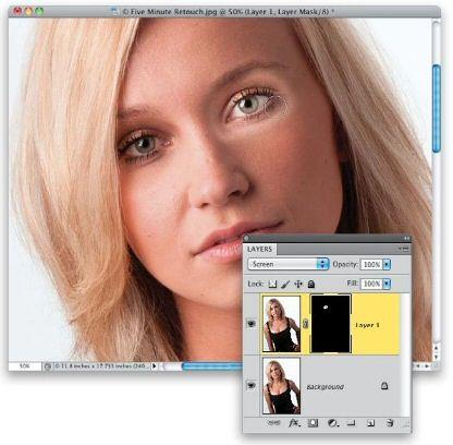 Scott Kelby's Five-Minute Photoshop Portrait Retouch | Graphics.com - Adapted from Professional Portrait Retouching Techniques for Photographers Using Photoshop (New Riders) #photoshop #tutorial #photography