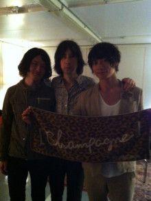 [Champagne]2012/5/27「ROCKS TOKYO 2012」@新木場:若洲公園 個人的事件について書こうと思う。川上洋平「あれきさんどろす日記」