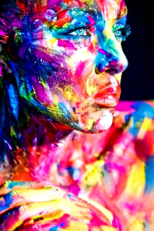 17 best images about body painting on pinterest paint party rainbows and glitter. Black Bedroom Furniture Sets. Home Design Ideas