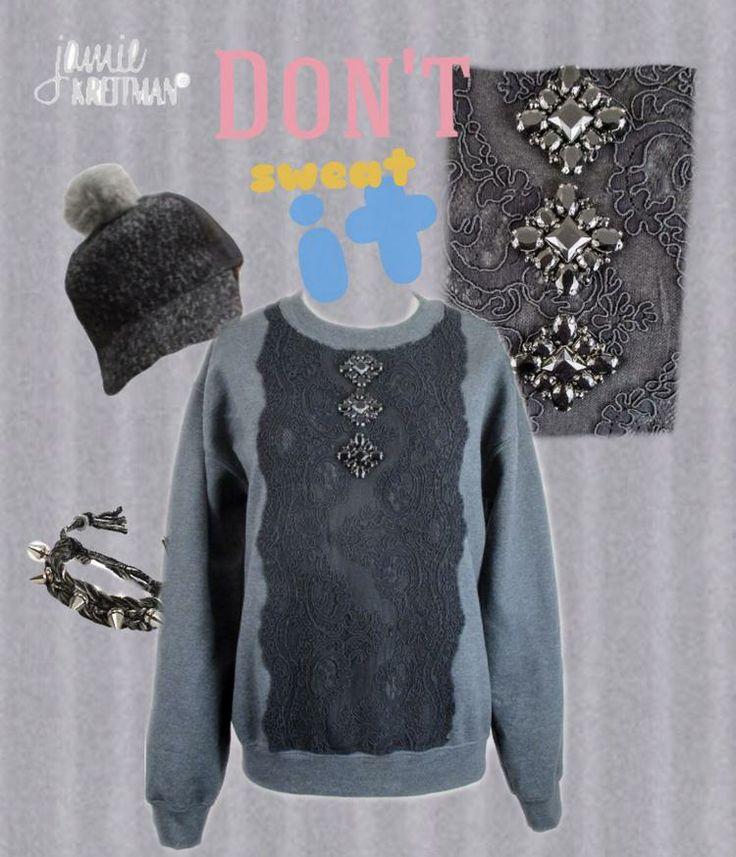 Don't Sweat It! @Bazaart