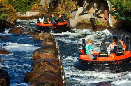 Mountain-Rafting | Heide Park Resort