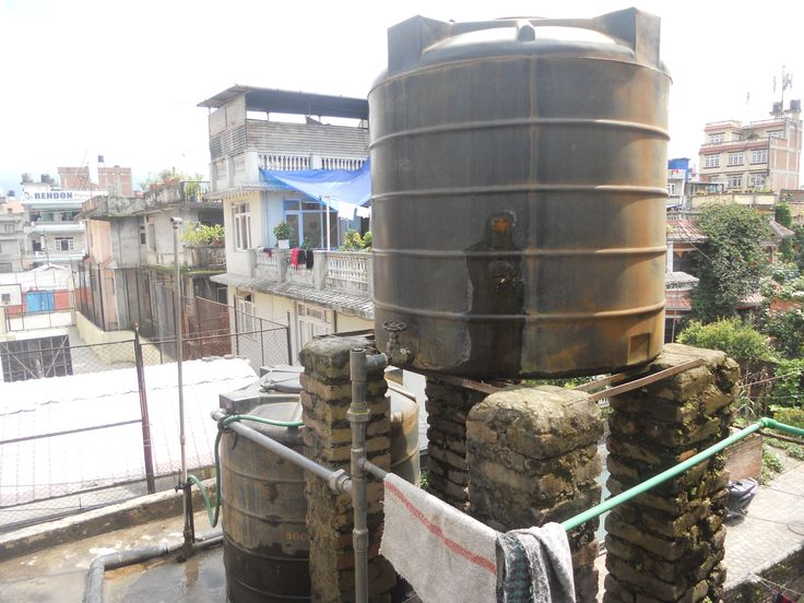 Problem: The orphanage water tanks are leaking and need to be replaced. The leak creates uncertainty in relation to the total amount of water used and how long they last before they go to pieces. T...