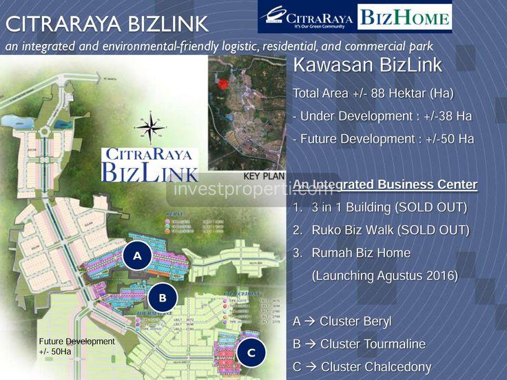 CitraRaya Biz Link Tiga Raksa Tangerang. #bizlinkcitraraya