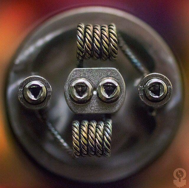 how to get a vape coil unstuck