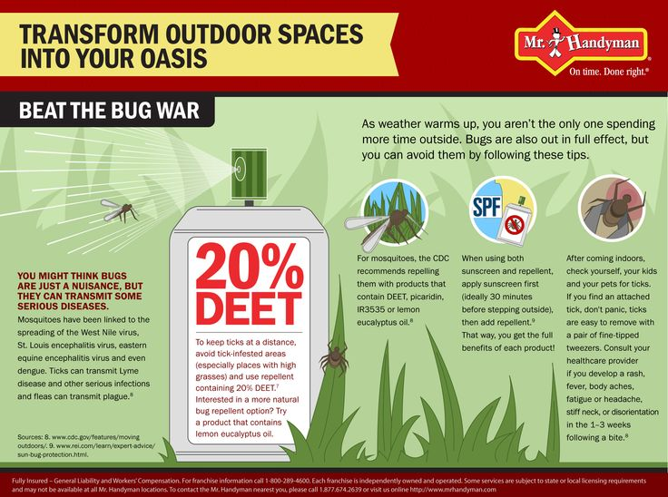 how to keep bugs away from outside lights