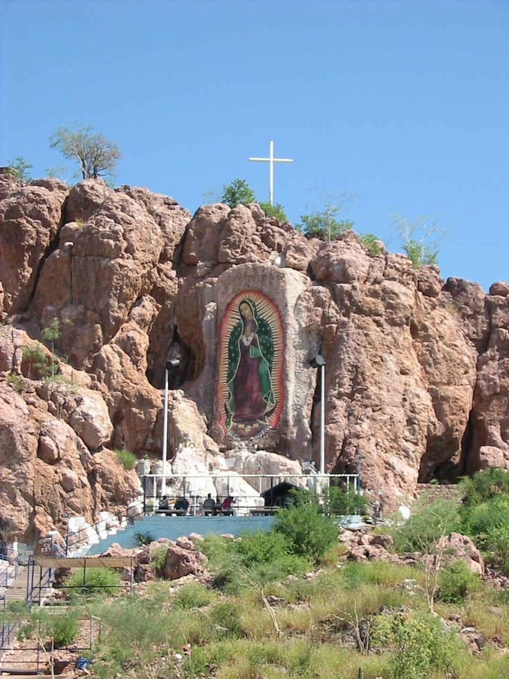 Our Lady of Guadalupe, Mexico (1531) Patroness of the Americas, Feast Day in USA is December 12th. Nuestra Señora de Guadalupe.