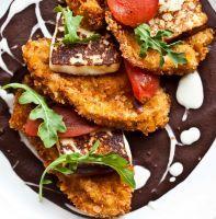 Recipe: Plantain Crusted Chicken (Pollo Encamisado)