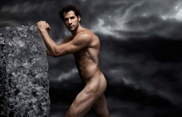 I've never really imagined NHL hockey players without their gear on ... Kesler!