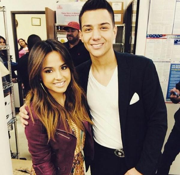 luis coronel y becky - photo #2