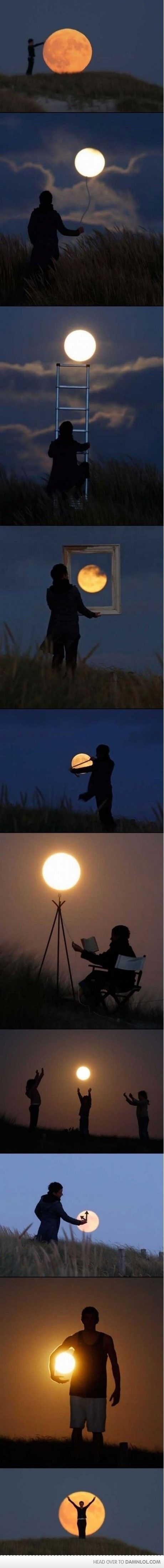 .Photos Ideas, Awesome, Moon, Super Moon, Beautiful, Moon Art, Photography, Moon Pictures, The Moon