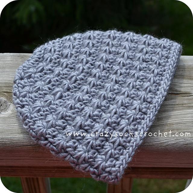 Ravelry: Stella Hat - star stitch beanie pattern by Danyel Pink