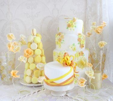 クレイだからできる世界観 おとぎ話のような ふんわり夢の国 ジューシーなお菓子の国  株式会社ウェディングファクトリー http://www.weddingpartyfactory.com/