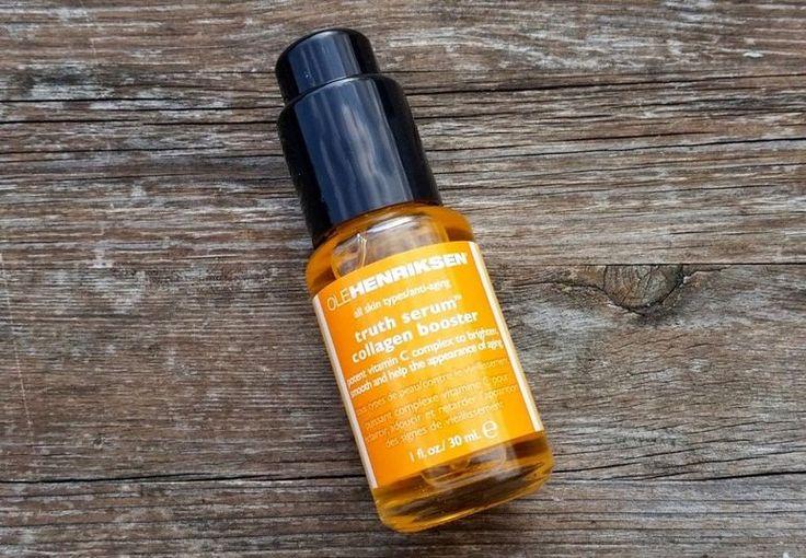 Ole Henriksen Truth serum ® collagen booster. Дания