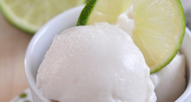 tv coconut ice cream food plating toasted coconut 2 ingredients ...
