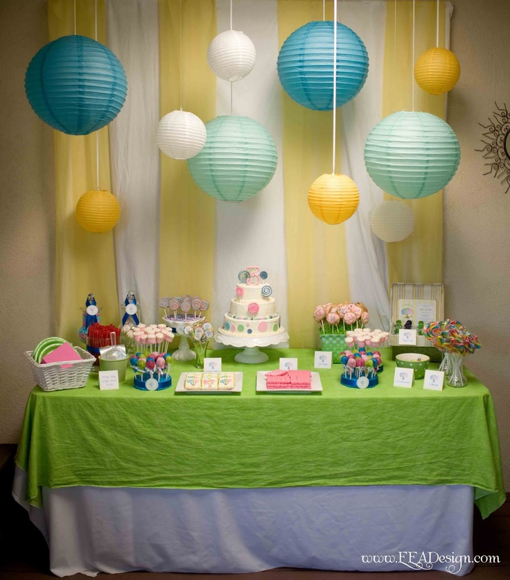 Birthday House Decorations: 25+ Best Ideas About Lollipop Birthday On Pinterest