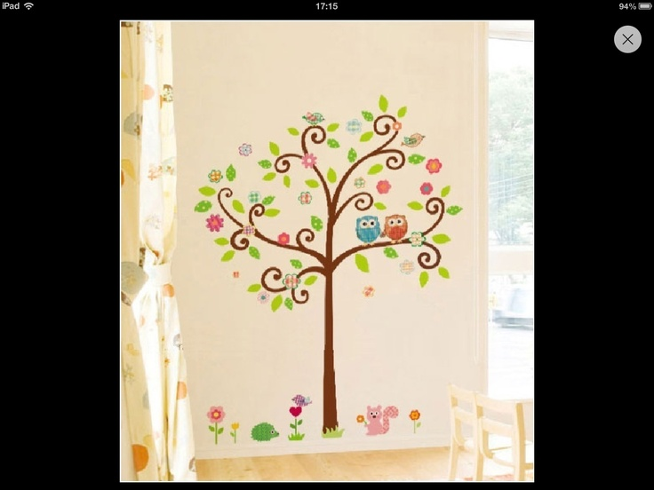 Tree for their room
