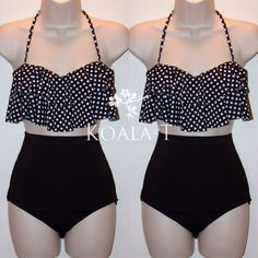 lean mean bikini. high waisted bikinis and swimsuits are the best for this summer. make your curves look great. Big or small tall or short, you will look amazing in high waisted swimwear