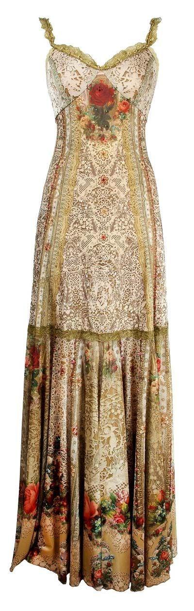 Floor-Length Special Occasion Dress