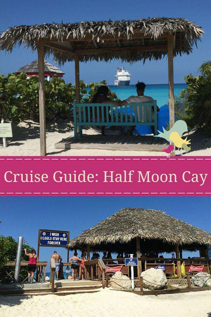 Cruise Guide Half Moon Cay Cruisingcarnival Cruise