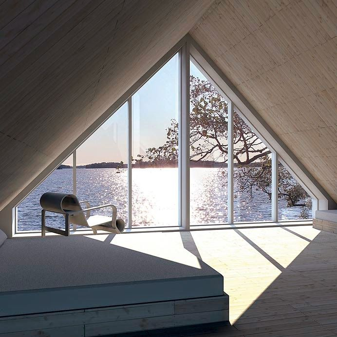 yes please - sunhouses via form follows function