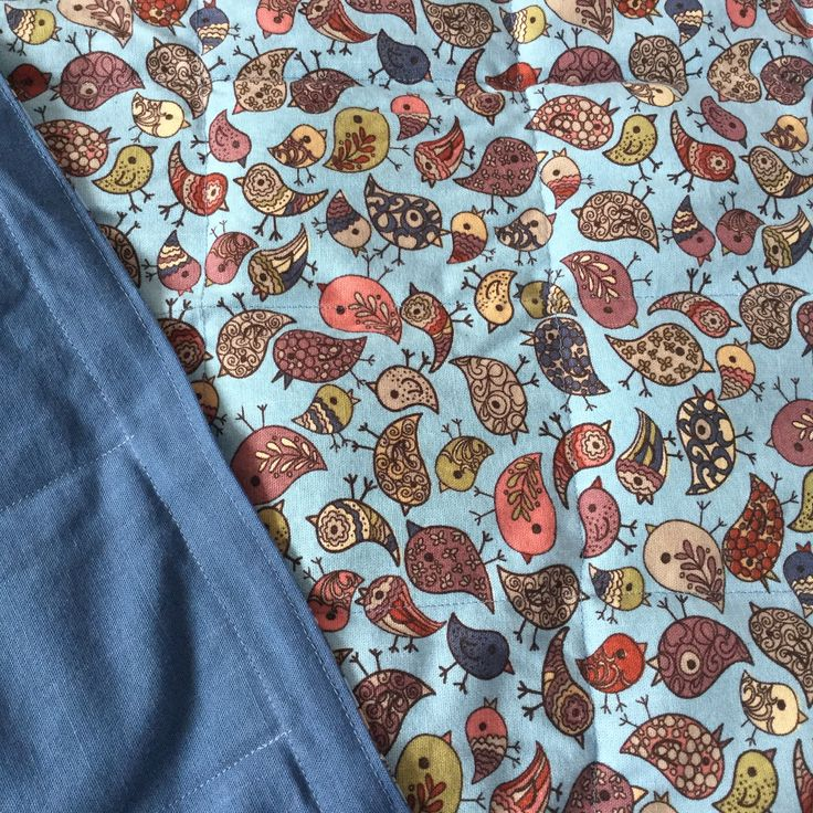 3kg Weighted Blanket 121 x 83 cm approx. I hand make a range of weighted products in different weights, sizes and colours. To view them click a photo to visit my website.