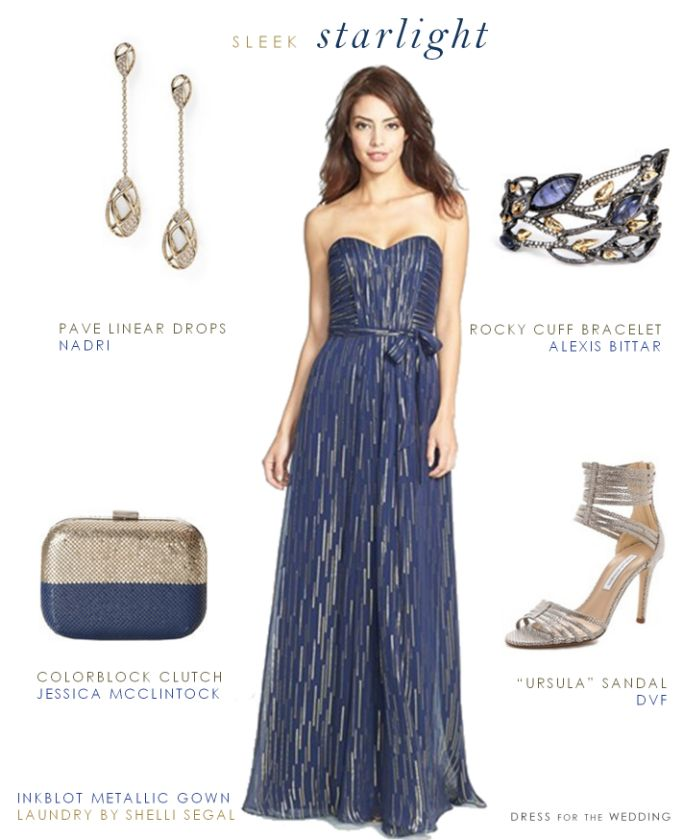 The 25 best navy dress accessories ideas on pinterest for What shoes to wear with navy dress for wedding