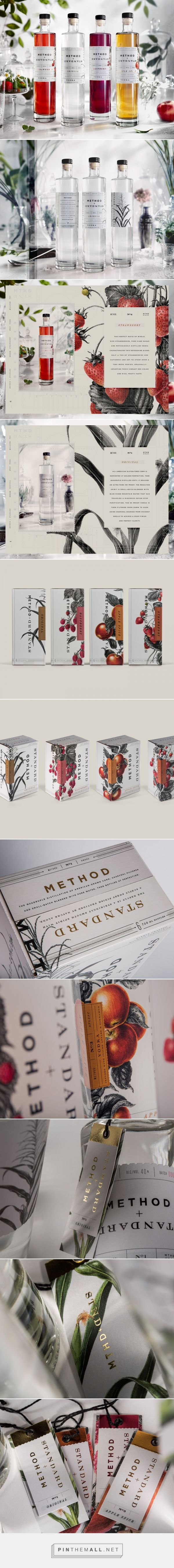 Method + Standard Vodka by Device Creative Collaborative