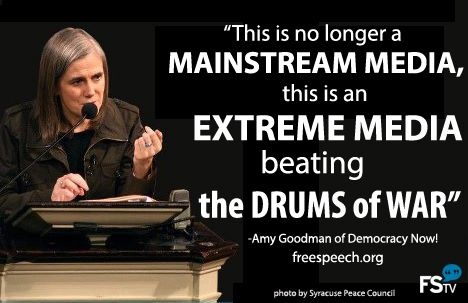Amy Goodman, Democracy Now
