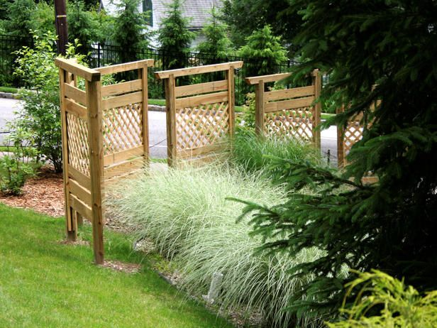 Garden ideas: Gardens Ideas, Privacy Wall, Backyard Ideas, Privacy Screens, Privacy Fence Grass, Privacy Panels, Gardens Patio, Outdoor Spaces, Fence Panels