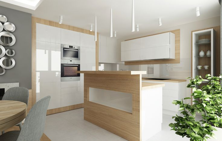 Projekt mieszkanie dwupoziomowe   All-Design Projektowanie wnętrz Kraków, Projekty wnętrz, Architekt Agnieszka Lorenc