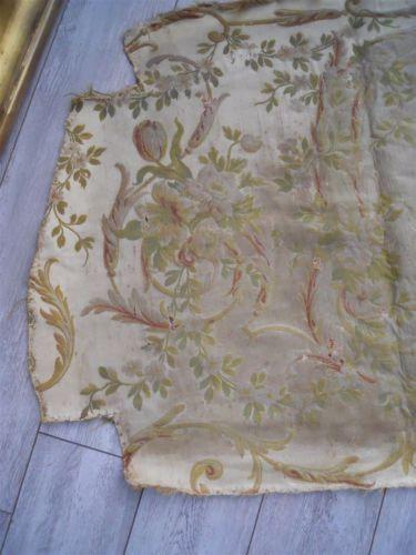 Второй Обюссонский Барокко диван гобелен антикварный французский Мария Антуанетта | eBay