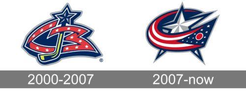 Columbus Blue Jackets Logo History Columbus Blue Jackets Hockey Logos Blue Jacket