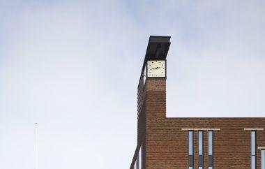Raakspoort Town Hall, Bolles + Wilson